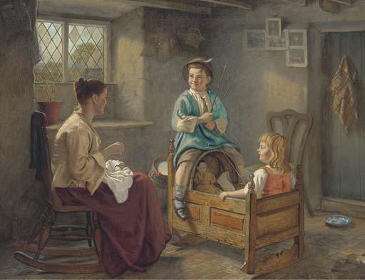John William Haynes (fl.1852-1882)