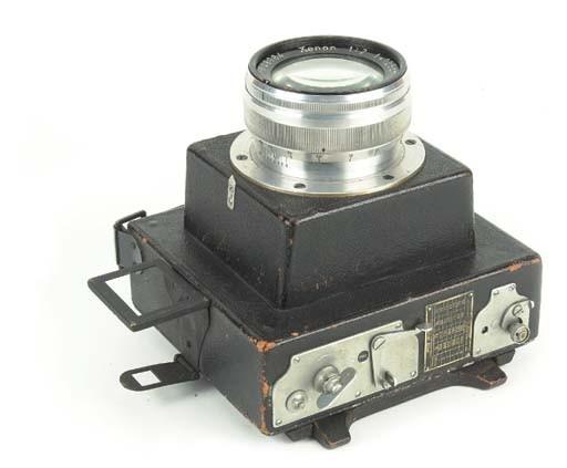 Graphic Ringside camera