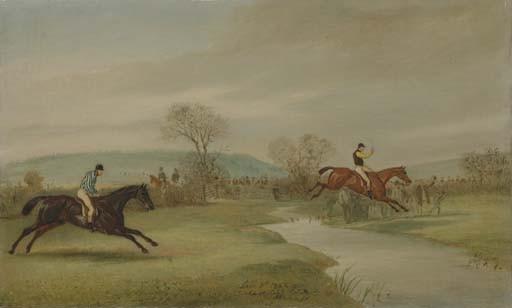 Claude Lorraine Ferneley (British, 1822-1891)