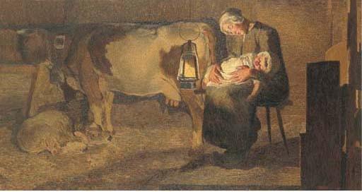 <B>GOTTARDO SEGANTINI (1882-1974)</B>