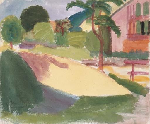 <B>LOUIS MOILLIET (1880-1962)</B>