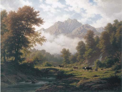 <B>ROBERT ZÜND (1827-1909)</B>
