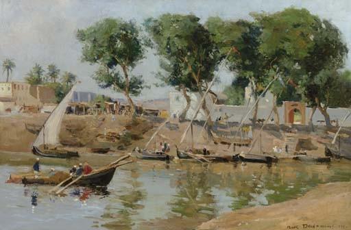 Frank Dean (Bristish, 1865-1907)