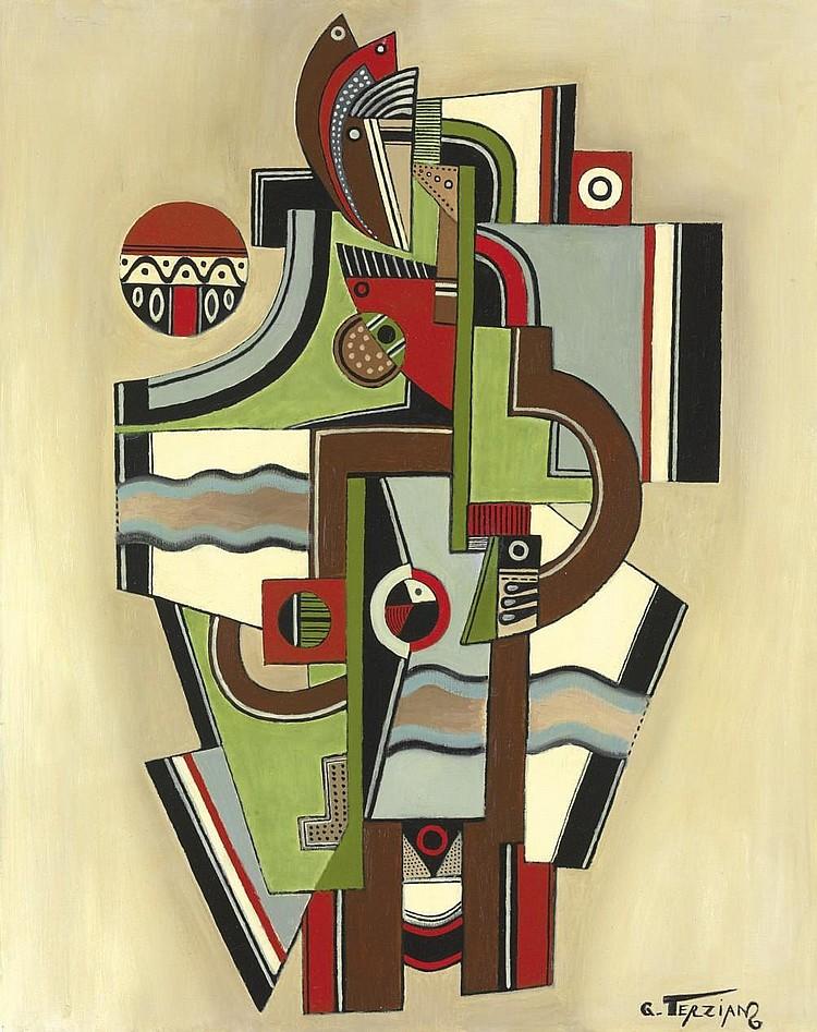 Georges Terzian (b. 1935)