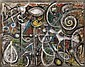 Richard Pousette-Dart (1916-1992)                                        , Richard Pousette-Dart, Click for value