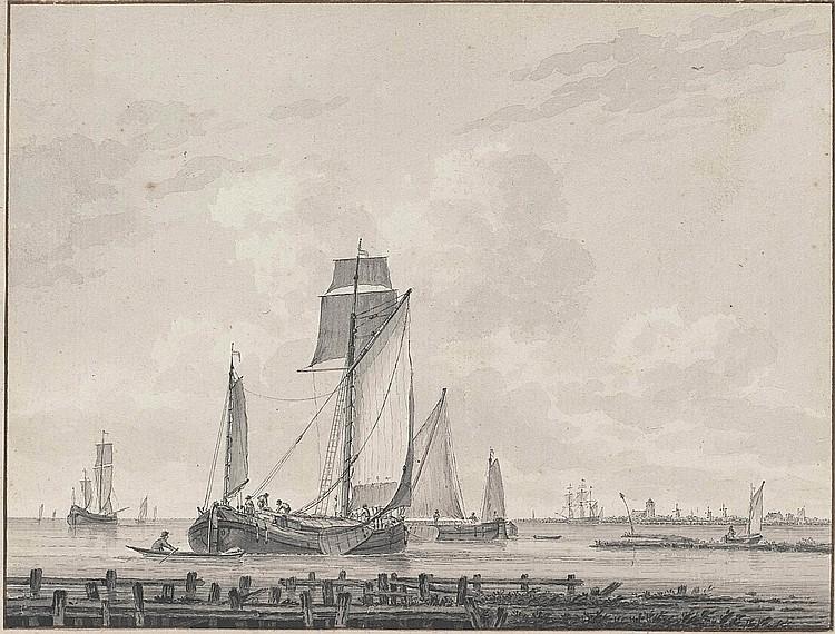 Carel Frederick Bendorp I (Sas van Gent 1736-1814 Dordrecht)