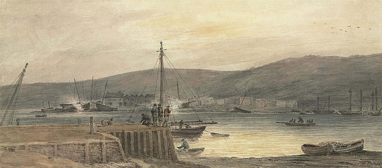 William Sawrey Gilpin, P.O.W.S. (London 1762-1843)