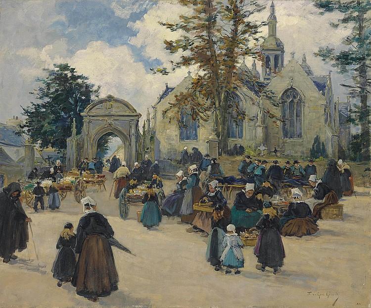 Fernand-Marie-Eugène Legout-Gérard (French, 1856-1924)