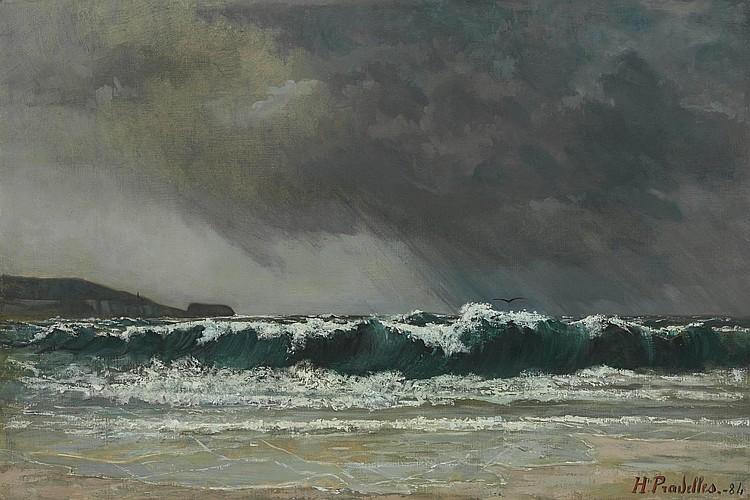 Hippolyte Pradelles (French, 1824-1913)