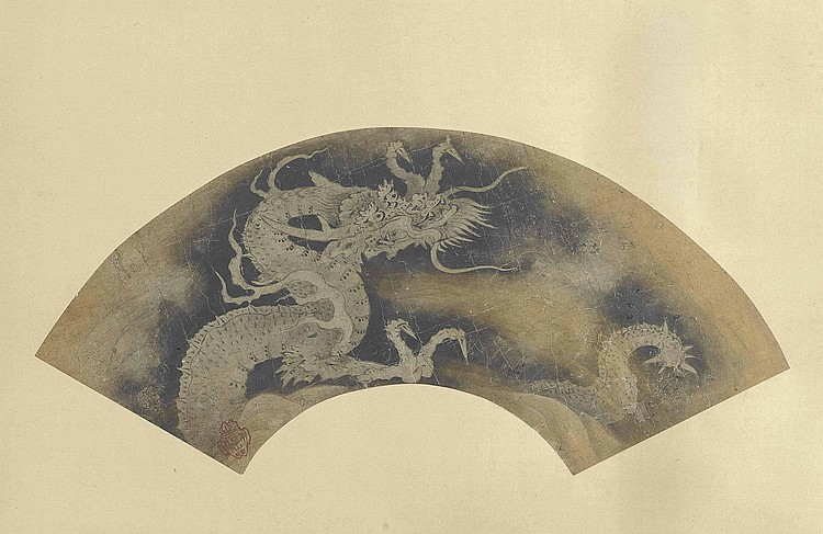 Attributed to Kano Motonobu (1476 - 1559)