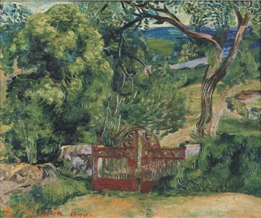 Benjamín Palencia (Albacete, 1894 - Madrid, 1980)