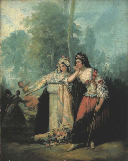 Eugenio Lucas Velázquez (Madrid, 1817 - 1870)