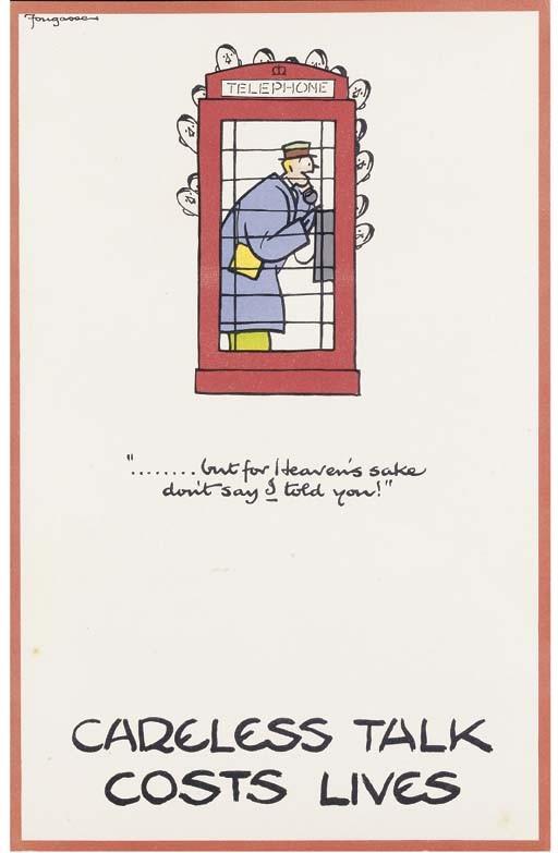 FOUGASSE, (Cyril Kenneth Bird, 1887-1965)