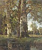Théophile Emile Achille de Bock (Dutch, 1851-1904), Theophile de Bock, Click for value