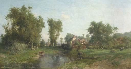 Isidore Verheyden (Belgian, 1846-1905)