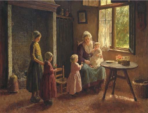 Bernard Pothast (Dutch, 1882-1966)