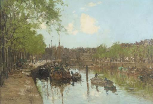 Johan Hendrik van Mastenbroek (Dutch, 1875-1945)