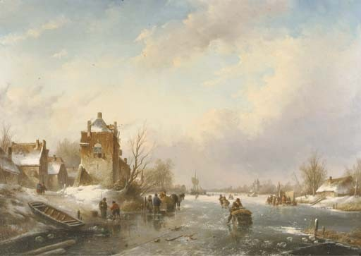 Jan Jacob Spohler (Dutch, 1811-1866)