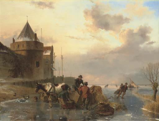 Nicolaas Johannes Roosenboom (Dutch, 1805-1880)