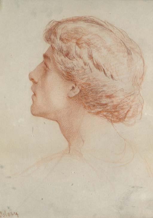 Emily Mary Osborn (BRITISH, 1834- Ca. 1908)