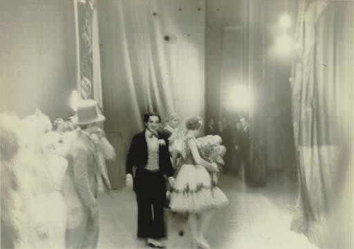 ALEXEY BRODOVITCH (1898-1971)