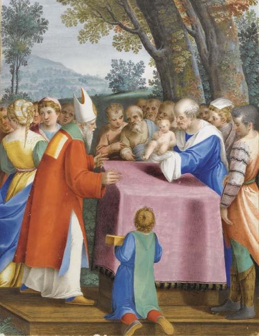 Giovanni Battista Castello, il Genovese (Genova 1547-1637)