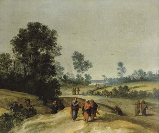 Jan Wildens (Anversa 1586-1653)