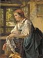 Carl Herpfer (German, 1836-1897), Carl Herpfer, Click for value