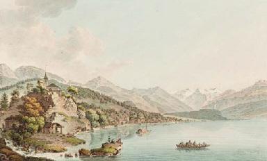 Johann Ludwig Aberli (1723-1786)