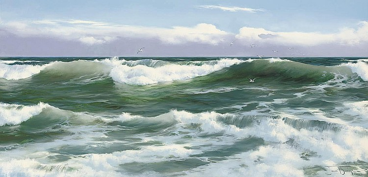 James Brereton (b.1954)
