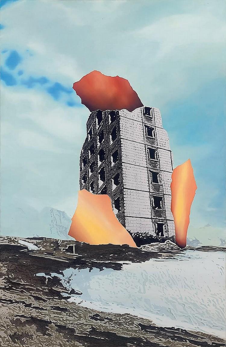 MARKUS DRAPER (B. 1969)
