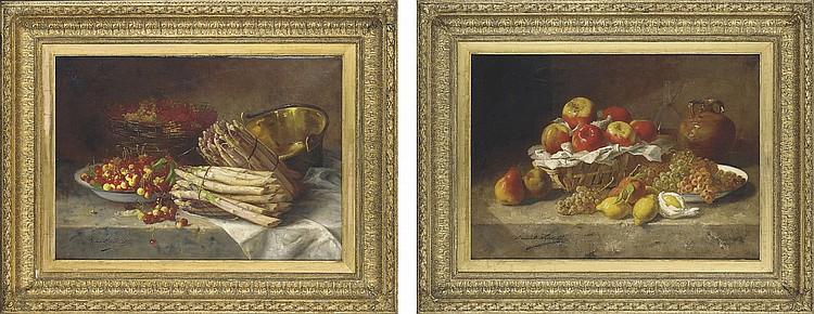 Alfred Arthur Brunel de Neuville (Paris 1852-1941)