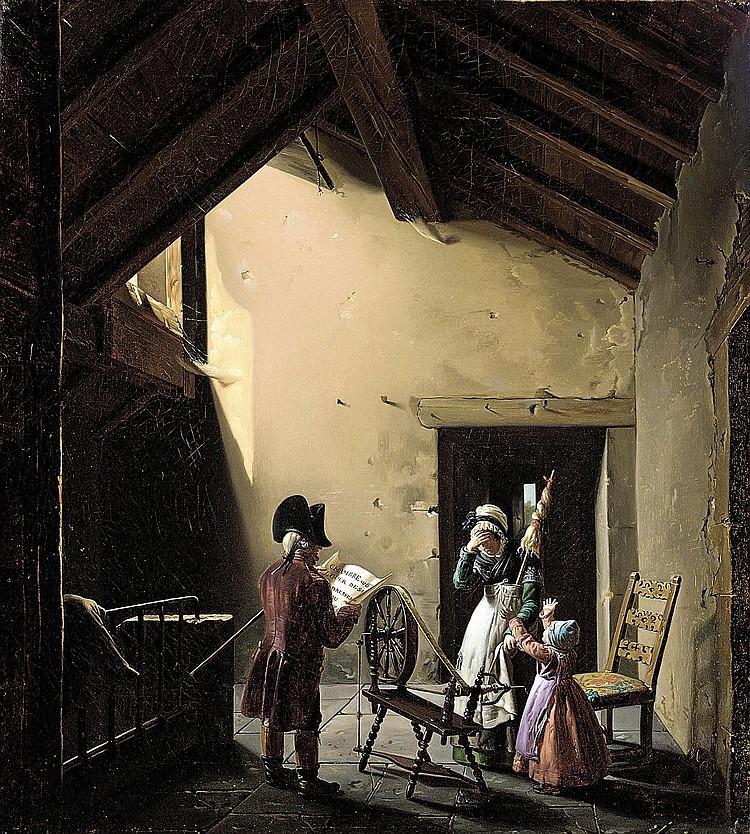 Michel Philebert Genod (FRENCH, 1795-1862)