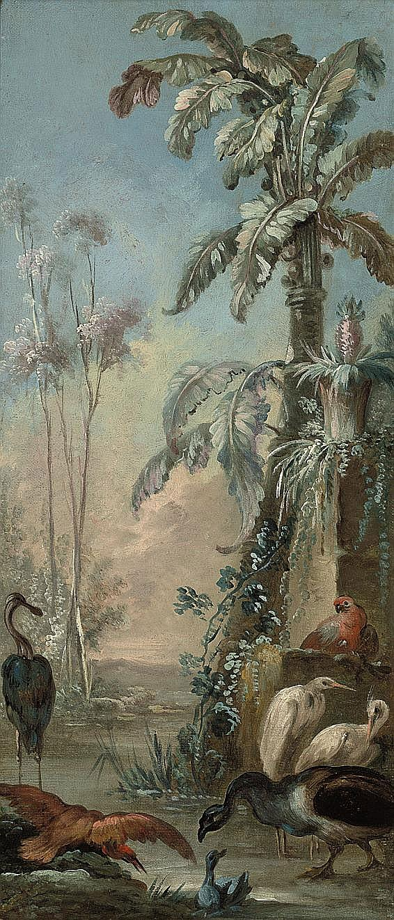 Attributed to Christophe Huet (Pontoise 1700-1759 Paris)