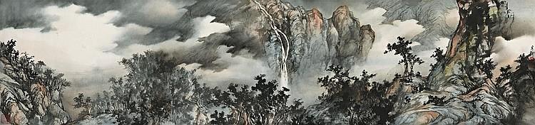 WU YUELIU (NG YUETLAU,BORN 1943)