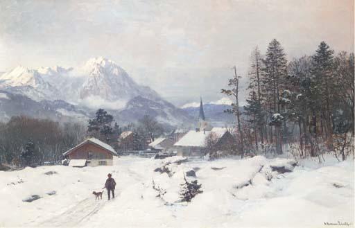 Anders Andersen-Lündbÿ (Danish, 1841-1923)