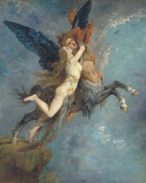 Gustave Moreau (French, 1826-1898)