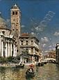 Rubens Santoro (Italian, 1859-1942), Rubens Santoro, Click for value