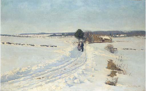 Sigvard Marius Hansen (Danish, 1859-1938)