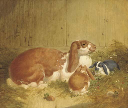 Benjamin Herring, Jun. (British, 1830-1871)