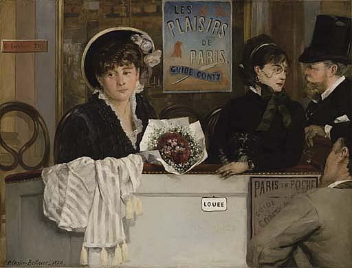 'Les Plaisirs de Paris'