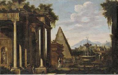 JOHANN OSWALD HARMS (Hamburg 1643-1708 Brunswick)