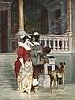 Tito Conti (Italian, 1842-1924) and W. George (late-19th century), Tito Conti, Click for value