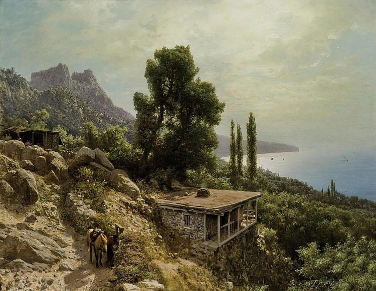 Lev Lagorio (1827-1905)