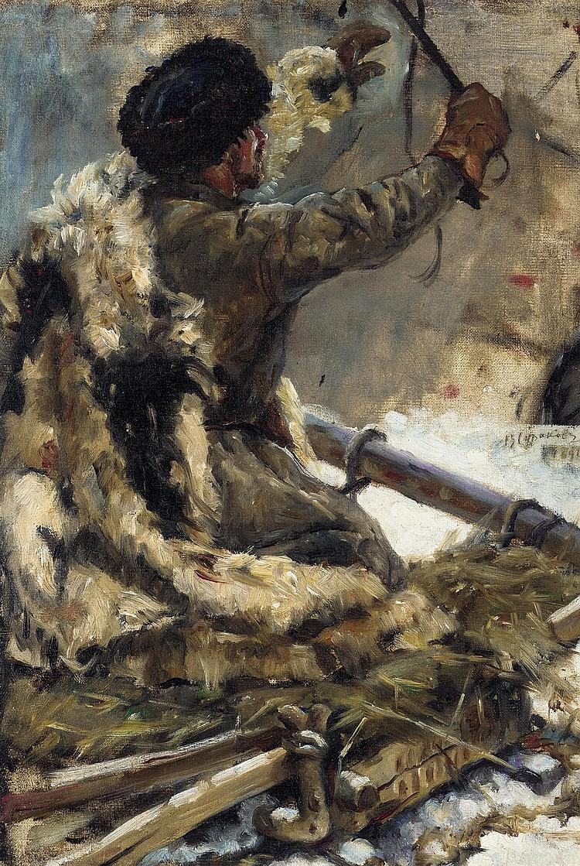 Vasilii Surikov (1848-1916)
