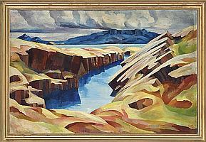 Eggert Gudmundsson (Icelandic, 1906-1983)