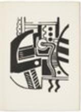 Fernand Léger and André Malraux Lunes en papier, 1921 LÉGER, Fernand (188