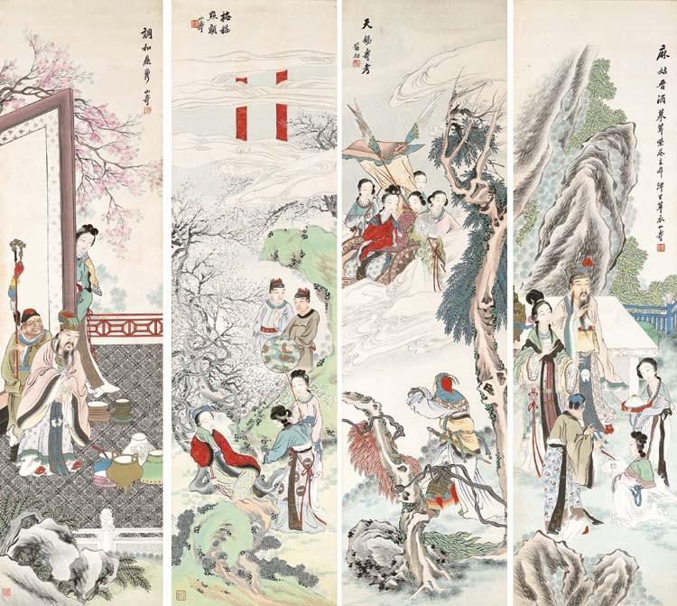 HUANG SHANSHOU (1855-1919)