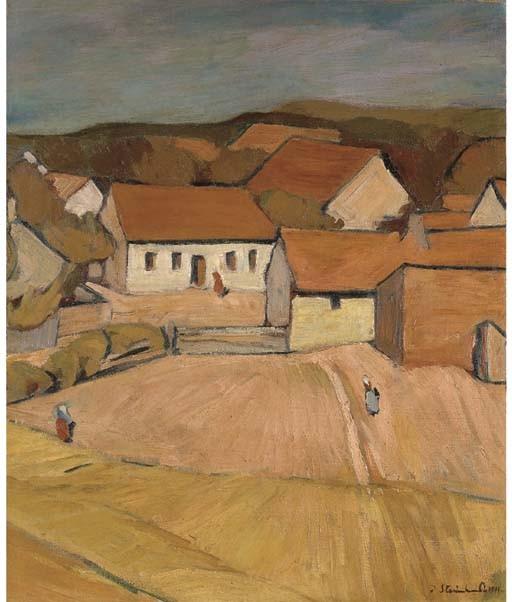 Jakob Steinhardt (1887 - 1968)