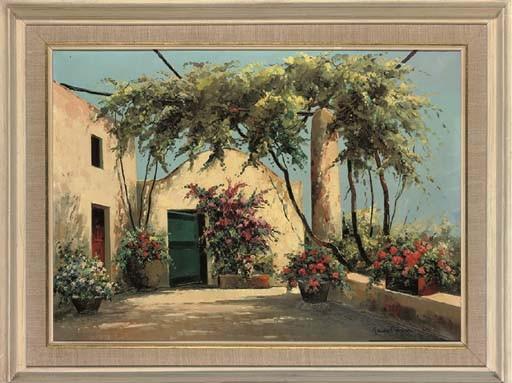 Guido Odierna (ITALIAN, b.1913)